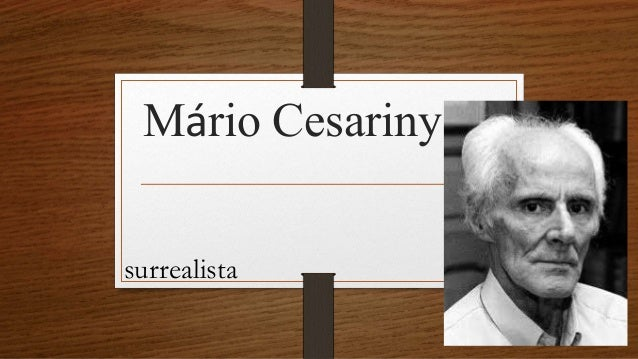 Mário Cesariny  surrealista