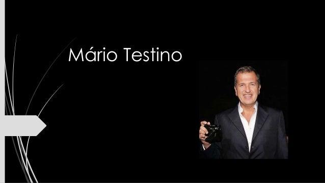 Mário Testino