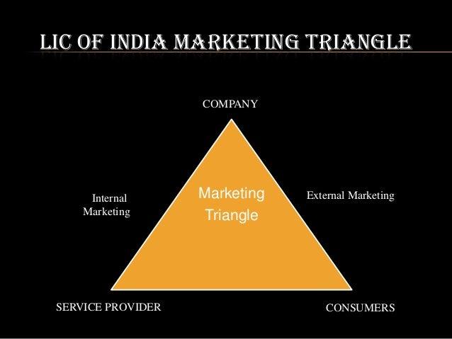 marketing strategy of lic