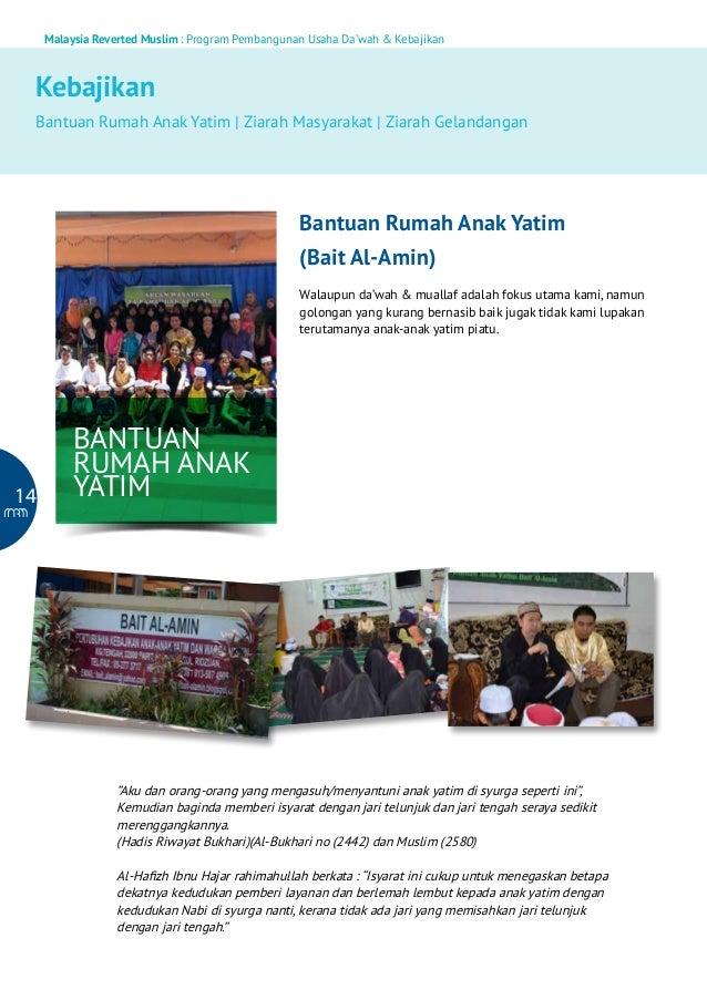 Malaysia Reverted Muslim : Program Pembangunan Usaha Da'wah & Kebajikan  Kebajikan Bantuan Rumah Anak Yatim   Ziarah Masya...