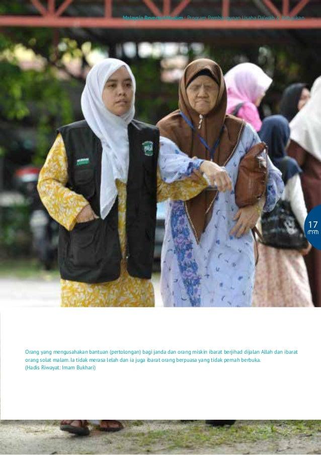 Malaysia Reverted Muslim : Program Pembangunan Usaha Da'wah & Kebajikan  17  Orang yang mengusahakan bantuan (pertolongan)...