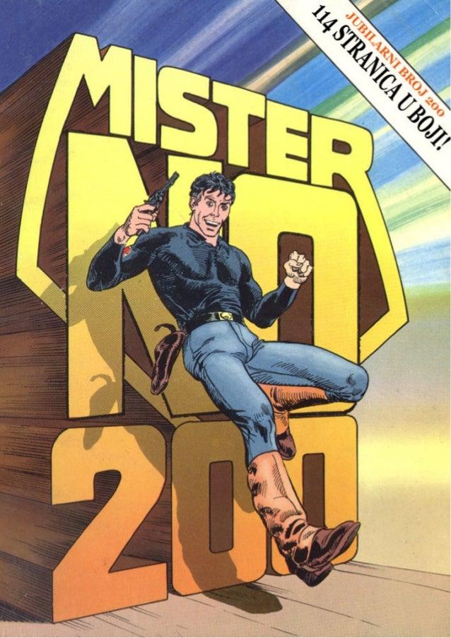 Mister NO - 200