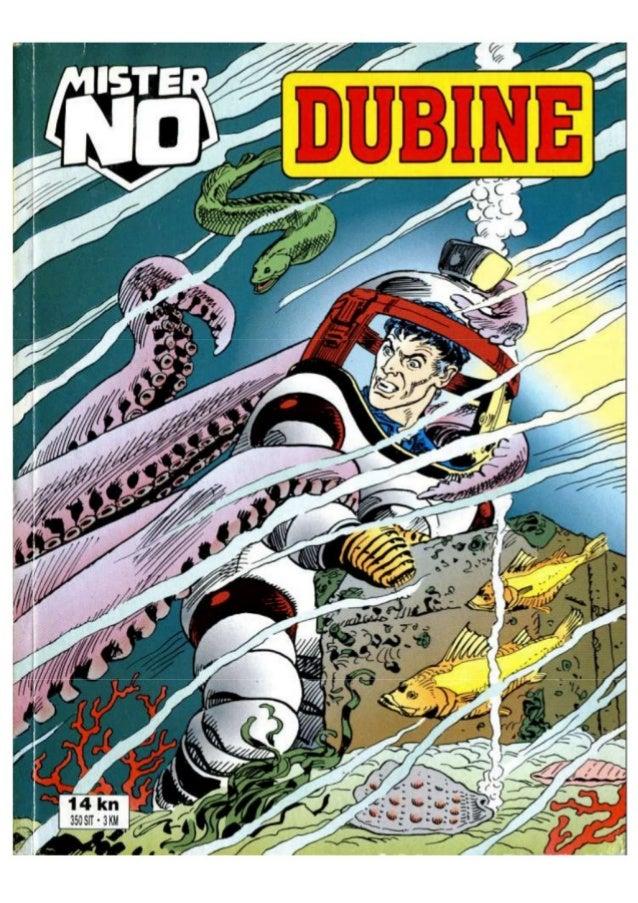 Mister NO - dubine