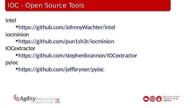 AVT - Open Source ToolsAVT - Open Source Tools Anti-Meterpreter •http://www.mertsarica.com/codes/antimeter2.zip