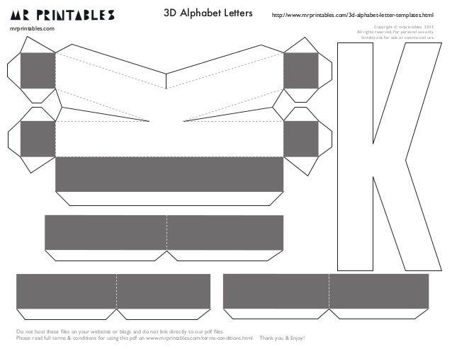 mrprintables-3dalphabettemplatesatom-11-638  D Paper Letter Template on cut out, printable box,