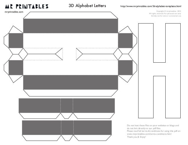 Mrprintables 3d-alphabet-templates-a-to-m