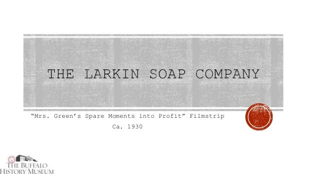 """""""Mrs. Green's Spare Moments into Profit"""" Filmstrip Ca. 1930"""