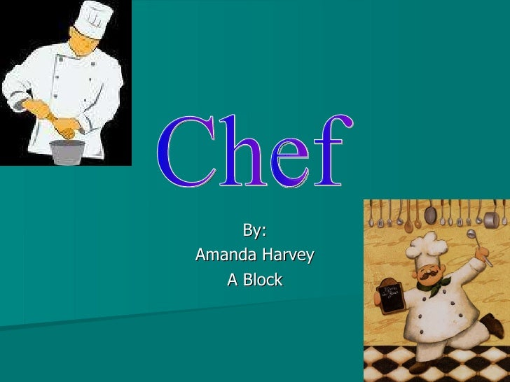 By: Amanda Harvey A Block Chef