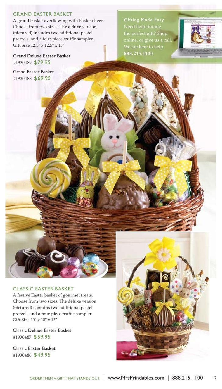 Mrs prindables easter catalog 2009 7 gr and easter negle Image collections
