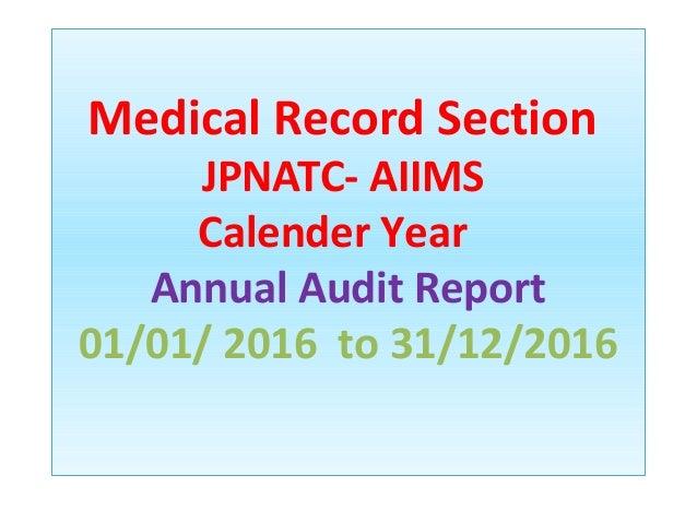 MRS audit 2016 Slide 2