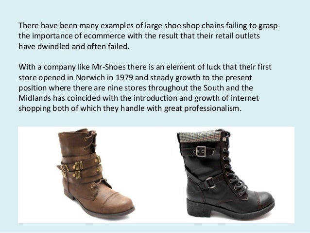 MrshoesUK - Big Shoe Store