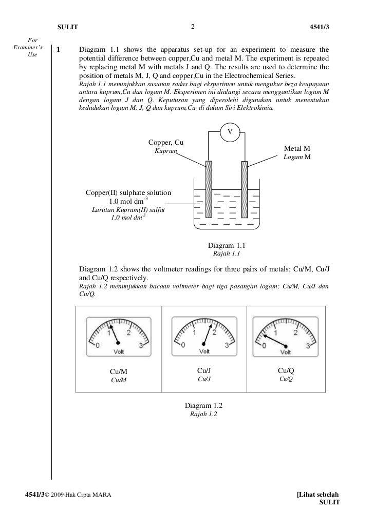 Mrsm kimia k3 spm 09 toque duas vezes para reduzir tamanho ccuart Gallery