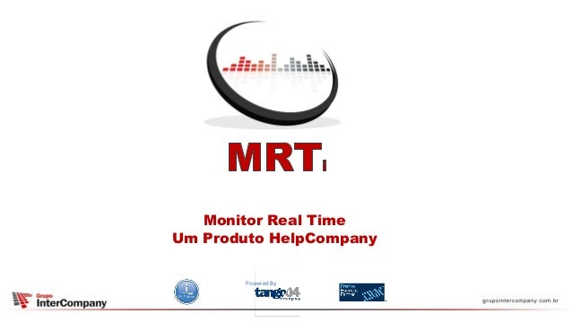 Monitor Real Time Um Produto HelpCompany Powered By