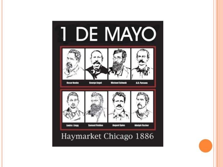 Mrtires de chicago Slide 3