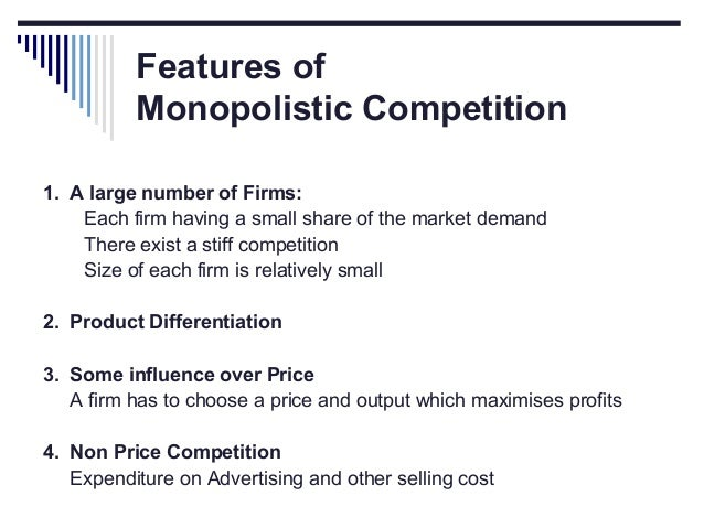 overview of perfect and imperfect market structures Monopoly, perfect competition and imperfect  monopoly, perfect competition and imperfect competition economists  along a continuum of market structures.