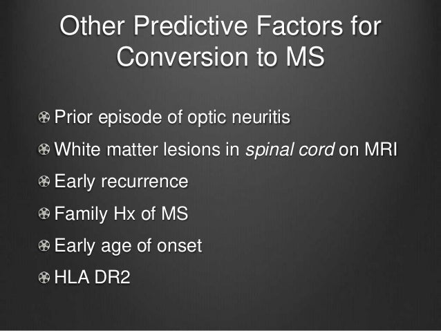 optic neuritis recovery after steroids