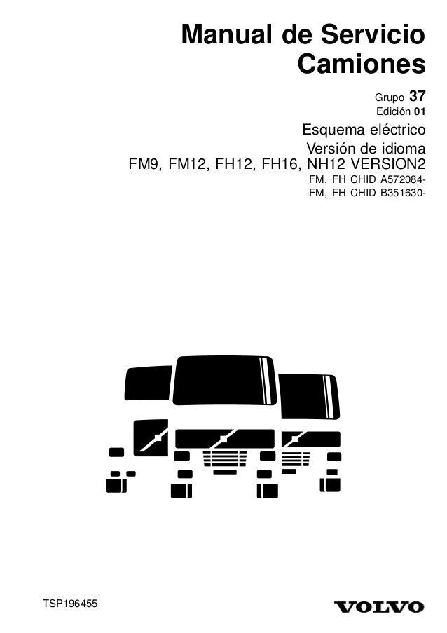 Ms.37. esquema electrico. version de idioma. edicion 1