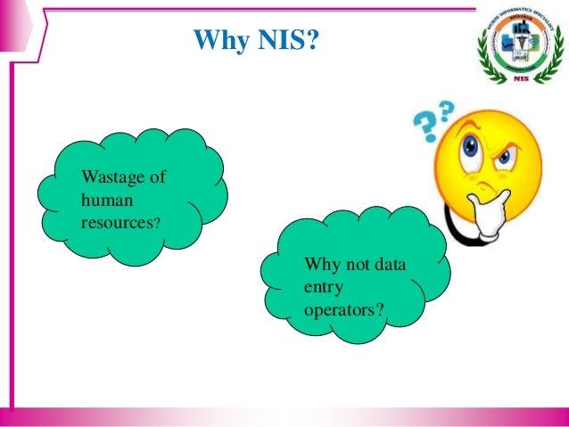 Nursing Informatics Specialists (NIS) –A story of shift Slide 2
