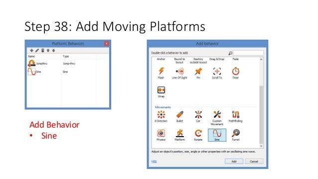 Construct 2 Platformer: Step by Step