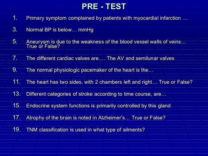 MS Nursing Lecture Slide 2