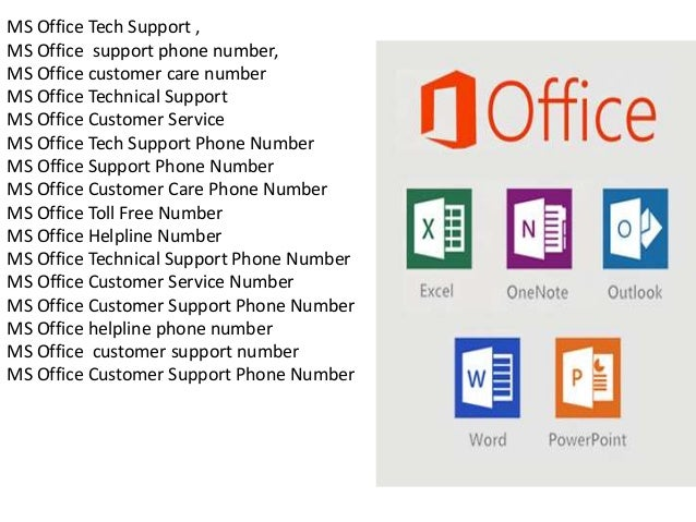 Ms Office Technical Support Phone Number 1 844 449 0455. Microsoft ...