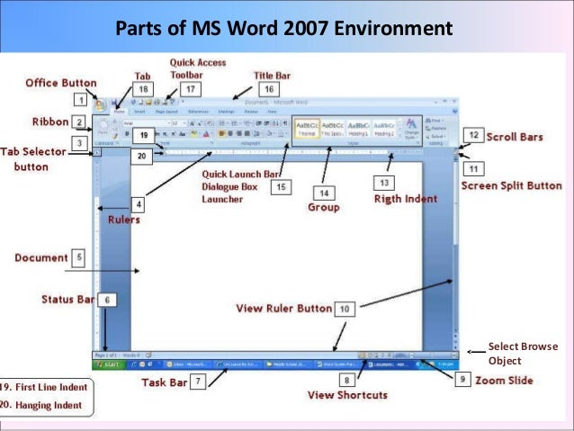 how to draw er diagram in ms word 2007