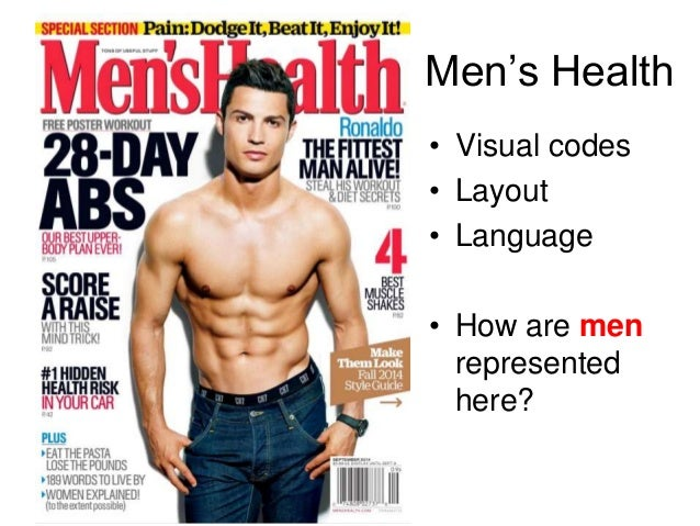 an analysis of representation of masculinity in music magazines essay The toxic representation of masculinity in contemporary society user description: a reflective essay which explores the troubles post-millennial young men face today in a world which continues to blur the boundaries between reality and fictional stereotypes.