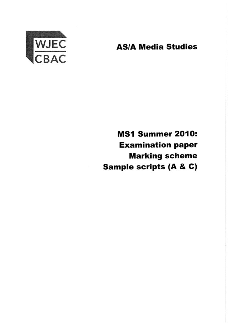 Ms1 sample scripts,2010