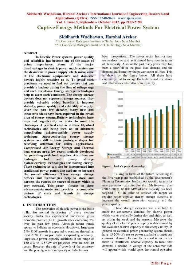 Siddharth Wadhawan, Harshal Arekar / International Journal of Engineering Research and                  Applications (IJER...