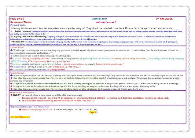 sample daily lesson plan pup Module 5 sample lesson plans in mathematics 2 the section of english as a teaching tool suggests effective use of english language in the.
