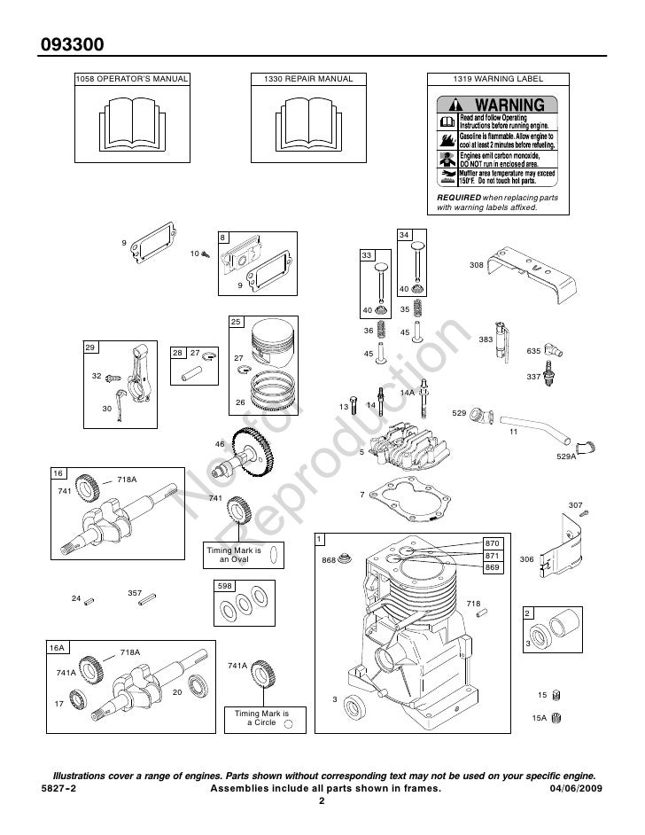 briggs and stratton rh slideshare net briggs and stratton service manual 272144 briggs and stratton service manual download