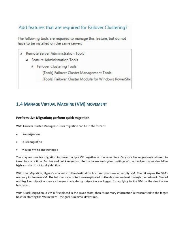 mcsa server 2012 syllabus pdf