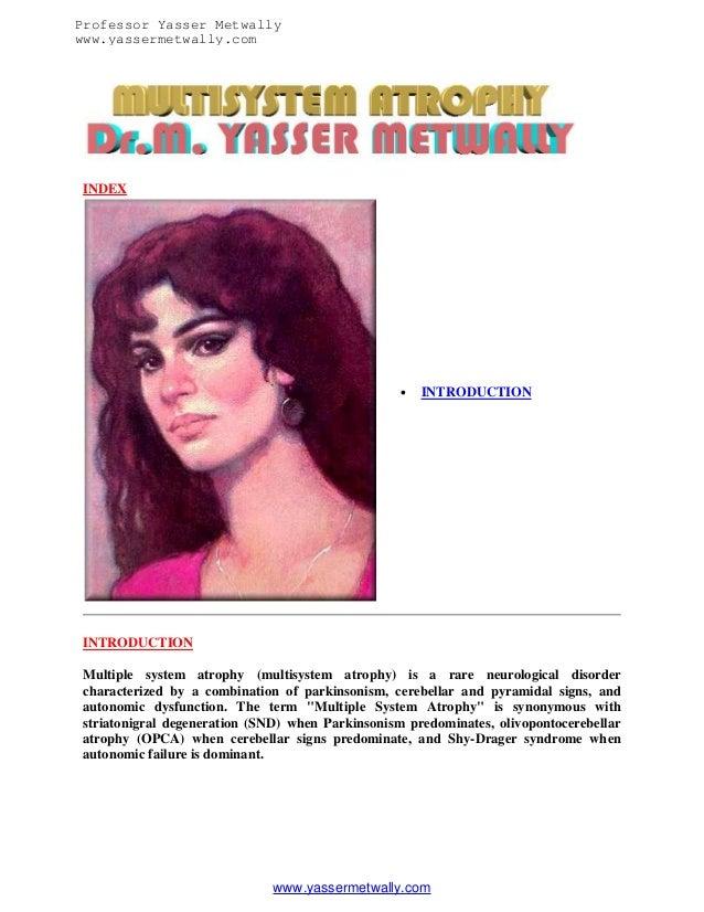 Professor Yasser Metwallywww.yassermetwally.com INDEX                                                      INTRODUCTION I...