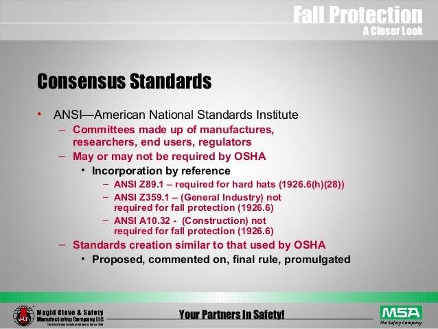 Msa Fall Protection