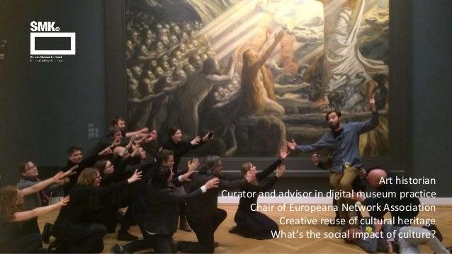 Social impact of digitising museums_Teema18 Slide 2