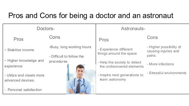 Pros and cons of being a surgeon