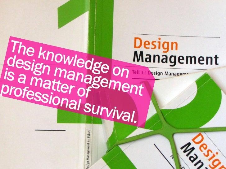 MBA thesis presentation: design strategies and branding Slide 3