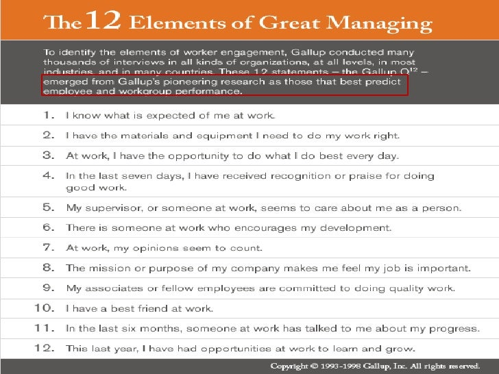characteristics of great employees