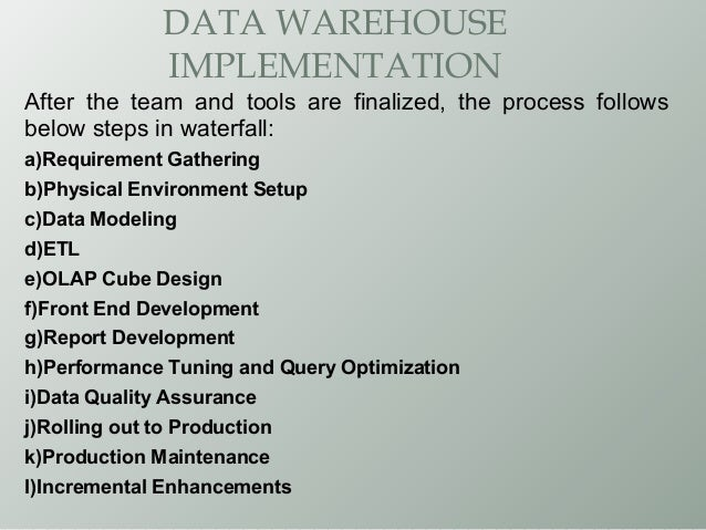 Msbi Data Warehouse And Integration Techniques By Quontrasolutions
