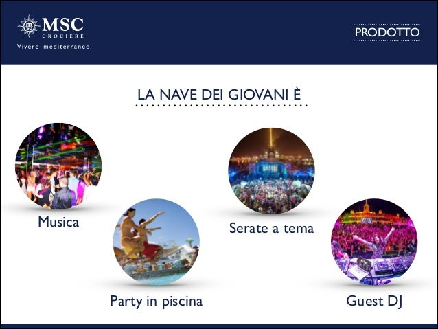 PRODOTTO LA NAVE DEI GIOVANI È  Party in piscina  Serate a tema  Guest DJ  Musica