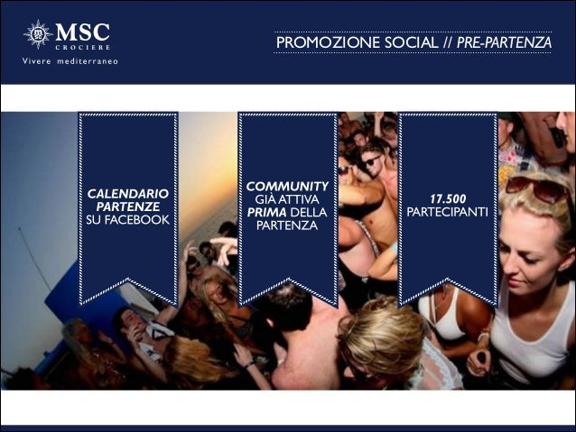 PROMOZIONE SOCIAL // PRE-PARTENZA