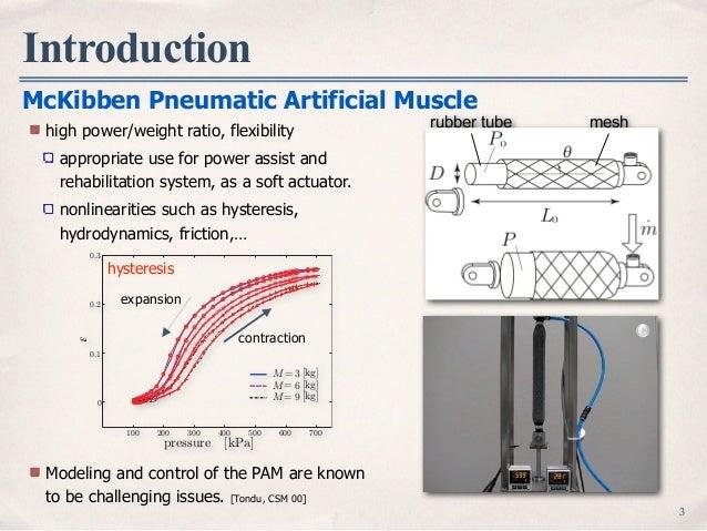 Hybrid Nonlinear Model Of Mckibben Pneumatic Artificial