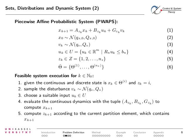 Pdf) advantages of probabilistic system analysis.