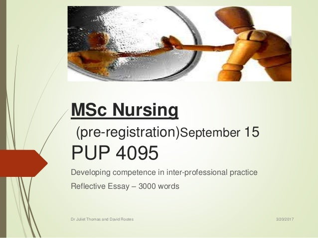reflective essay on interprofessional working Interprofessional working reflection essay creative writing band 6 discovery posted on april 29, 2018 by wrote in uncategorized it has 0 comment.