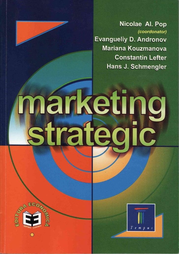 CUPRINS   CapitolulI - Delimitiri sematico-terminologicepozifionarea         gi                     marketinguluistrategic...