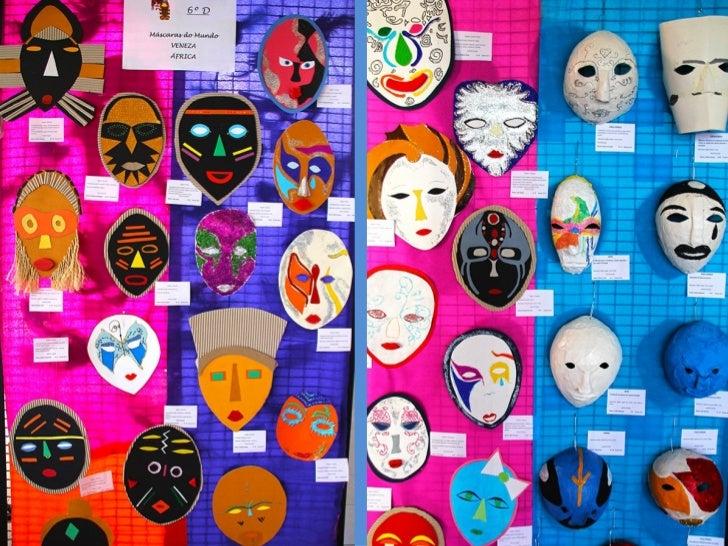 Máscaras do Mundo - Veneza e África