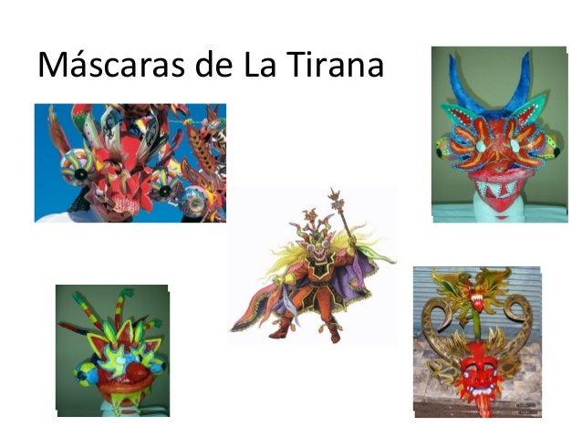 Máscaras de La Tirana