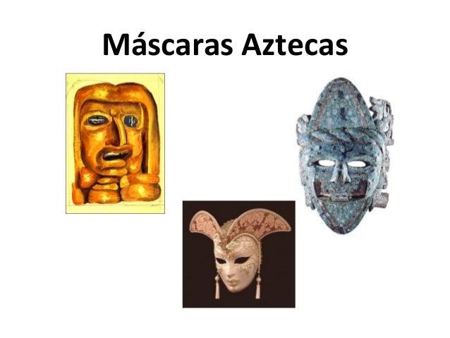Máscaras Aztecas