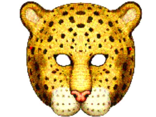 Màscares lleopard