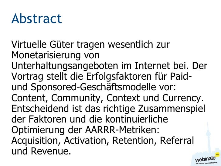 Cash = Community * Context * Content * Currency Martin Szugat, SnipClip GmbH